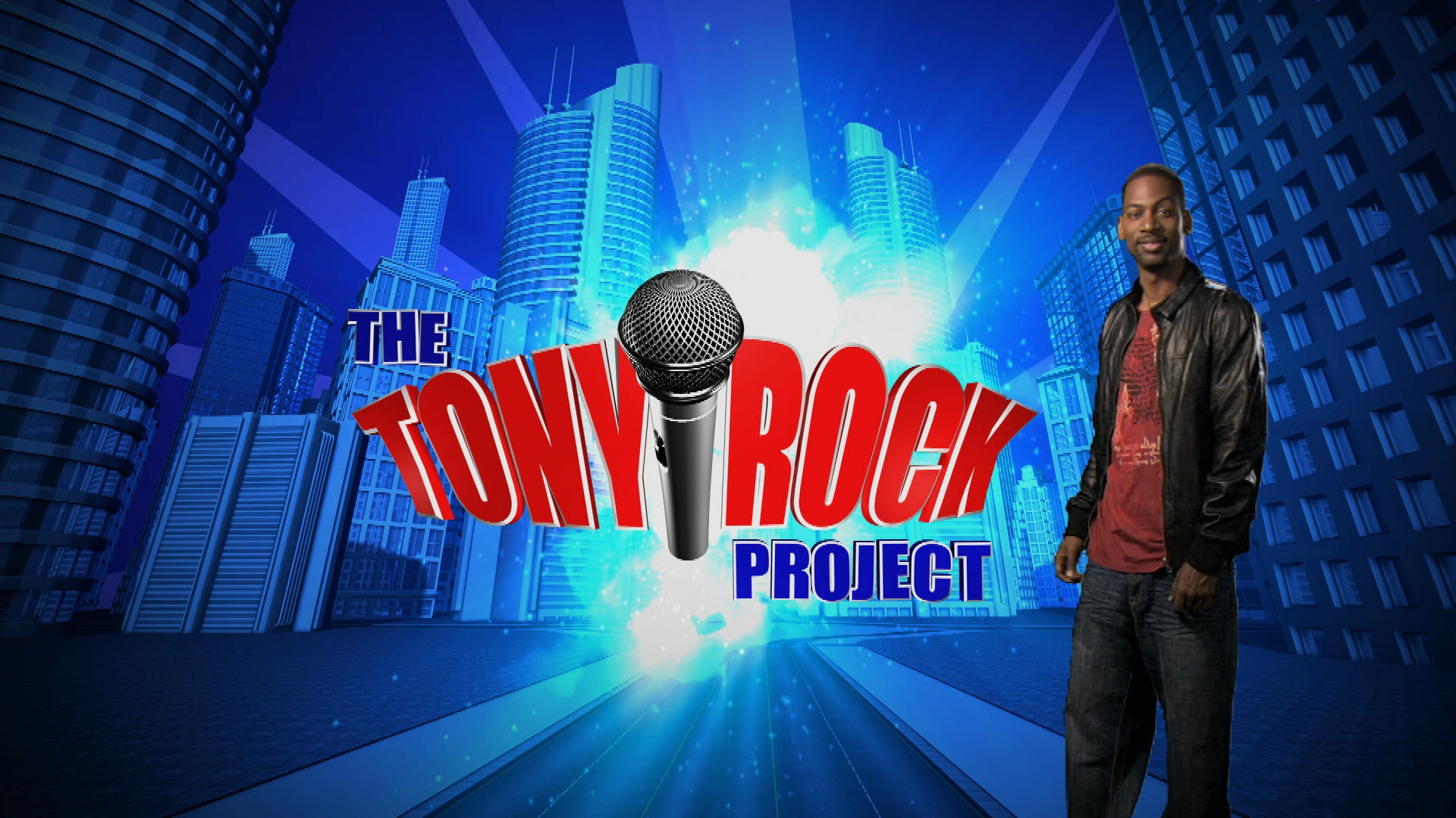 THE TONY ROCK PROJECT